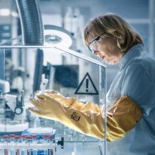 Le secteur chimique utilise AQ Manager LIMS pour la gestion du labo