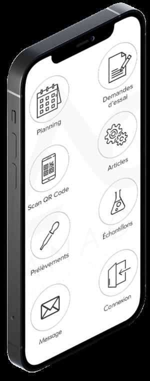 AQ LIMS Mobile