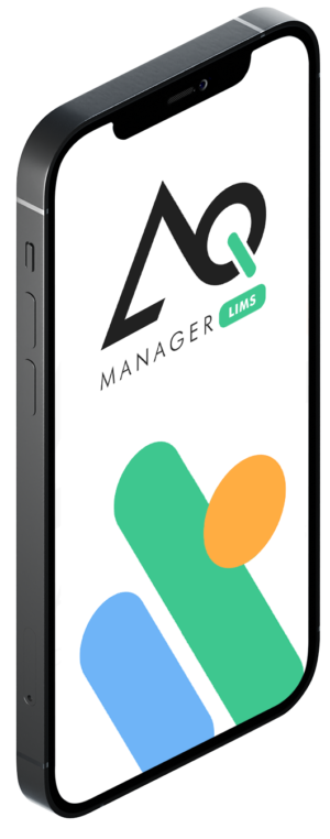 Application LIMS Mobile AQ Manager